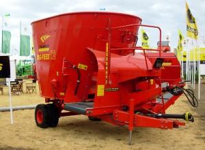 Mixer vertical Taurus Big-Feed 12