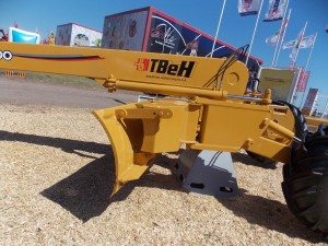 Niveladora TBeH N4-3600