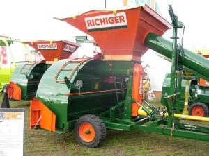 Embolsadora Richiger R950
