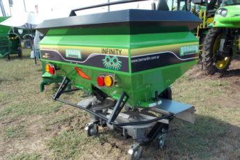Fertilizadora Bernardin Infinity FS-1250