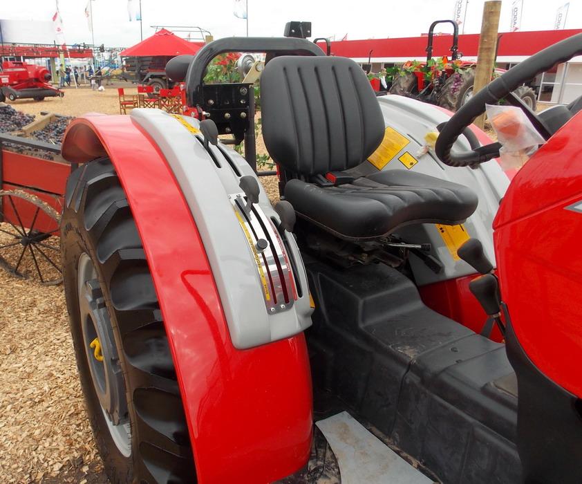 Informe Sobre Tractores De Baja Potencia Maquinac