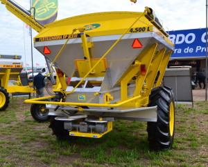 Fertilizadora SR DP Flexi 4500