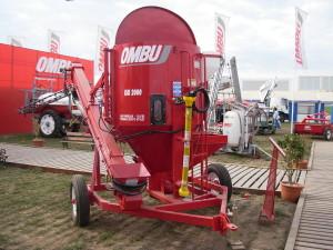 Inoculadora Ombu ISO 2000