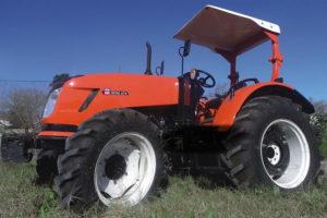 Tractor Someca SOM 654