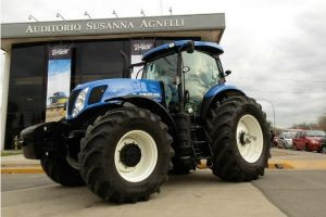 Capacitación New Holland Attack Test Drive