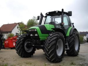 Tractor Deutz-Fahr Agrotron M 620