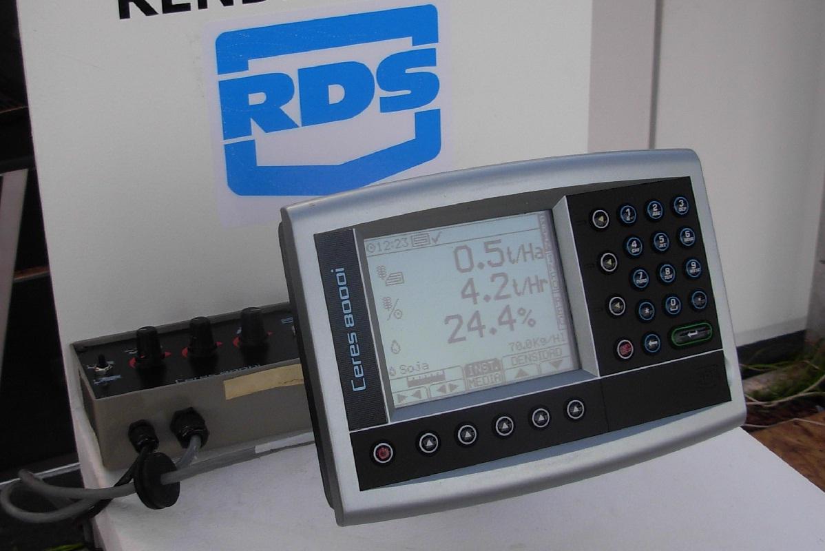 Abelardo Cuffia - Monitor de rendimiento RDS Ceres 8000i