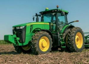 Tractor John Deere 8295R
