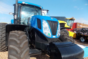 Tractor New Holland T7-245