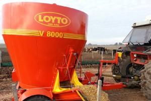 Loyto mixer vertical V 8000