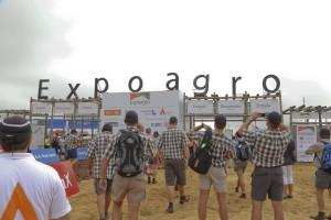 Expoagro - Ingreso