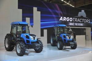 Tractor Landini (Grupo Argo)