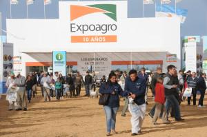 Expoagro 2016 - Ingreso