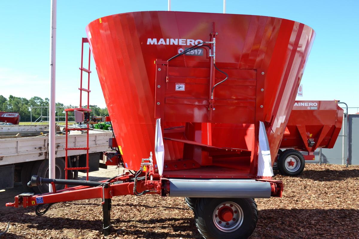 Mixer vertical Mainero 2517