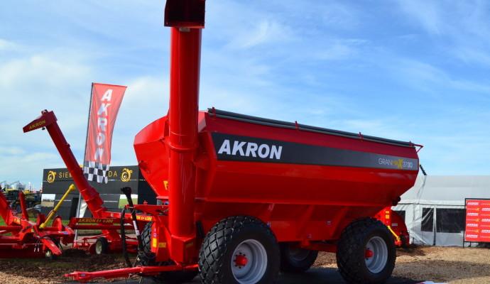 Akron mostrará toda la tecnología en AgroActiva