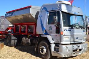 Tolva sobre camion Fertec TSC-12