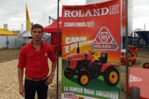 Bruno Rolandi vicepresidente de Roland H