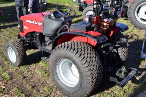 Apache completa la venta del tractor 26GT