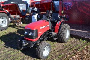 Tractor Apache Solis 26GT-2