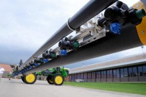 Botalón de fibra de carbono King Agro