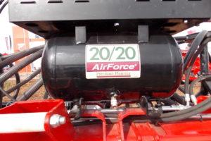 Precision Planting regulador de carga AirForce