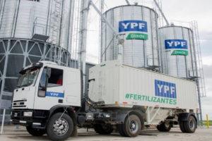 YPF Directo fertilizantes