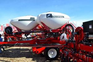 Sembradora Crucianelli Air Planter - Tolvas2