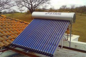 """Los termotanques solares se suben al """"efecto tarifazo"""""""