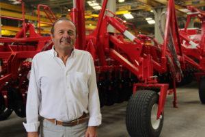 Raúl Crucianelli define los planes para CAFMA