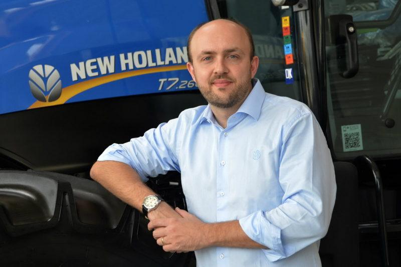 Rafael Miotto (vicepresidente para América Latina de New Holland)