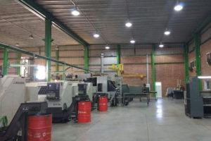 Planta Industrial de Torcen