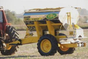 Fertilizadora DP Miniflex 3000 de Metalúrgica SR