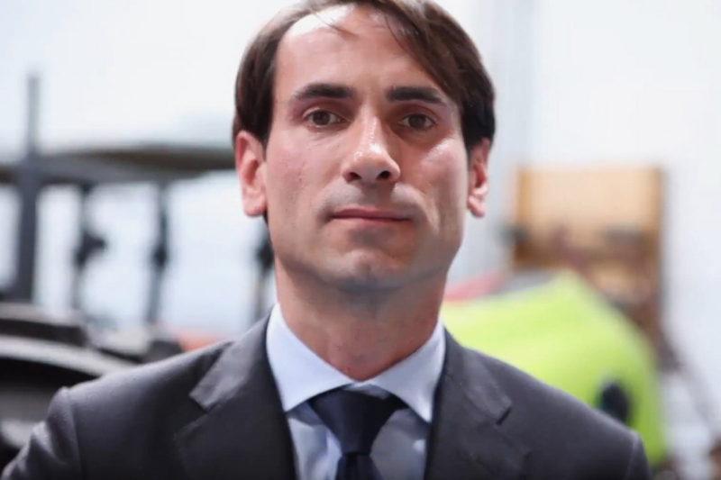 Luca Vinceti (CEO de Deutz-Fahr)