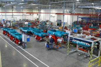 Planta industrial de Sulky en Chateaubourg (2)