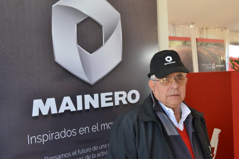 Ramón Landrein (Gerente de Ventas de Mainero)