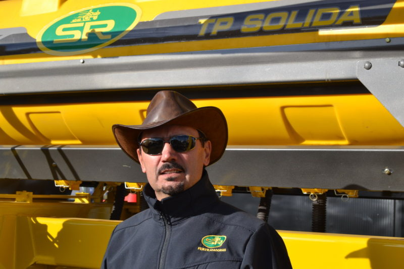 Roque Zárate (Presidente de SR)