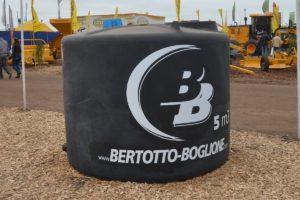 Tanque vertical Bertotto-Boglione 5000