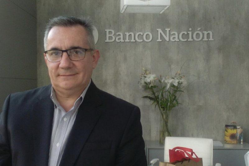 Alejandro Gariglio (Banco Nación)