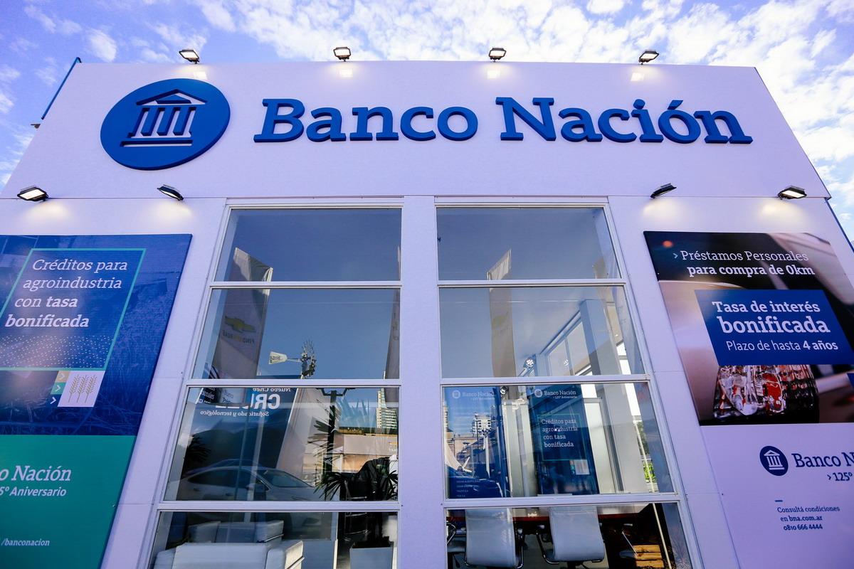 El banco naci n est en la rural con cr ditos para for Banco exterior en linea