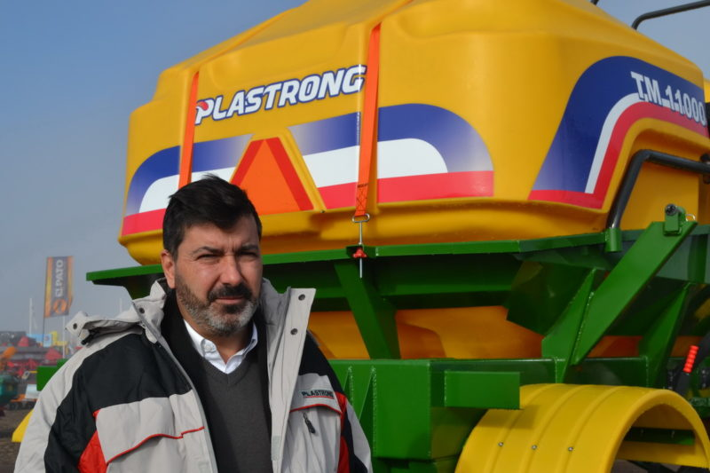 Leandro Baggio (Plastrong)