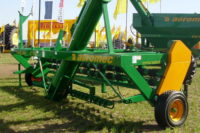 Extractora de granos Agromec CMR 4000