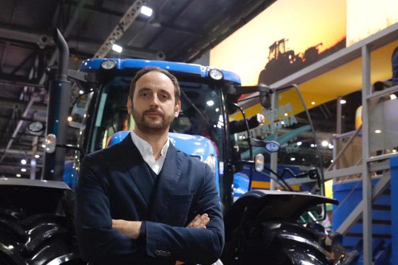 Ignacio Barrenese (New Holland)