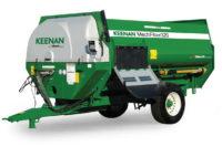 Mixer horizontal Keenan MF320