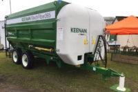 Mixer horizontal Keenan MF365